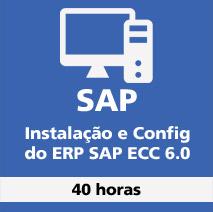 Instalação e Configuração do ERP SAP ECC 6.0