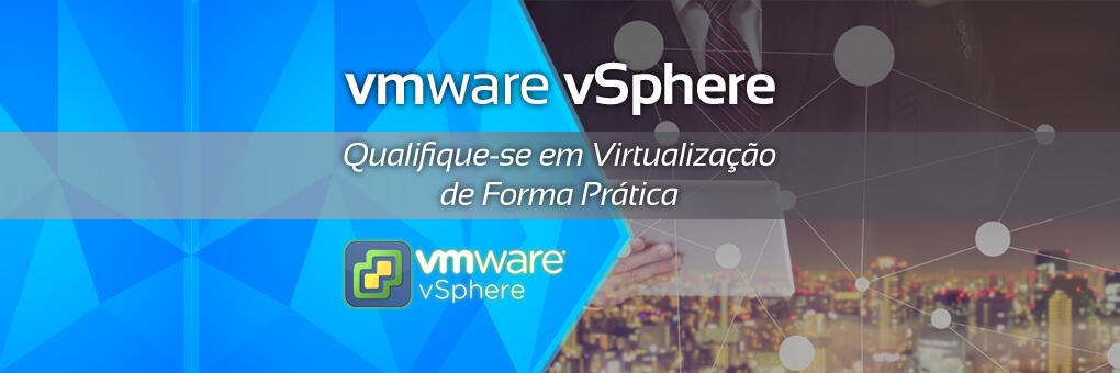 Curso de VMware vSphere: Instalar, configurar, gerenciar [V6.0]
